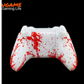 Newest hot selling Hidro dipped blood Splatter shell case for xbox one controller