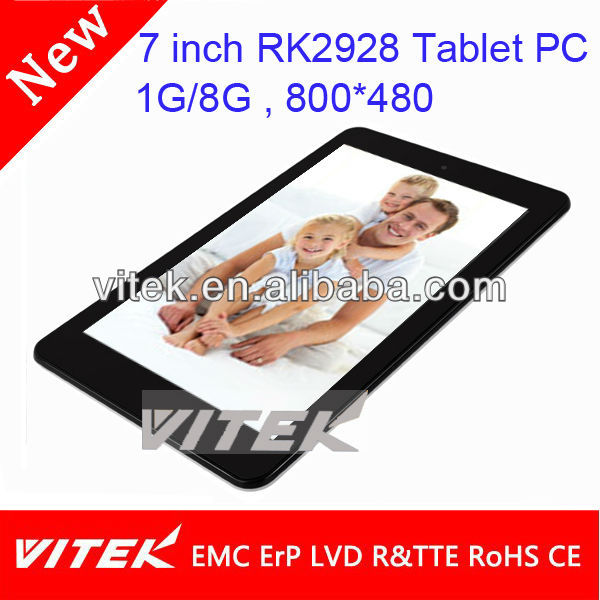 cheap wifi 7'' mid boxchip a13 tablet pc manual