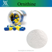 High Purity Pharmaceutical Raw Material Ornithine Powder Aspartate