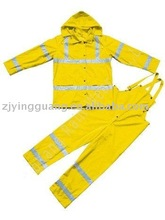 Reflective Safety Clothing, Jacket without Padding and Lining, Made of 100% Polyester