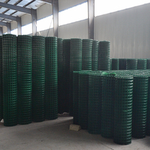 High quality pvc coated 1x1 wire mesh fencing