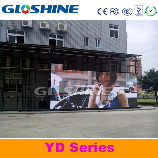 hd full color led display xxx china photos/p10 led display/led display board price