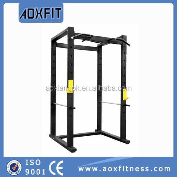 Levantamiento de pesas Barbell soporte/cuclillas soporte/sentadillas ...