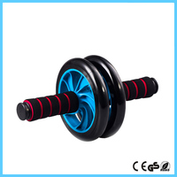 Fashion Sports Fitness Equipment for loss weight ,Abdominal Roller Wheel,Ab Roller With Mat For Exercise