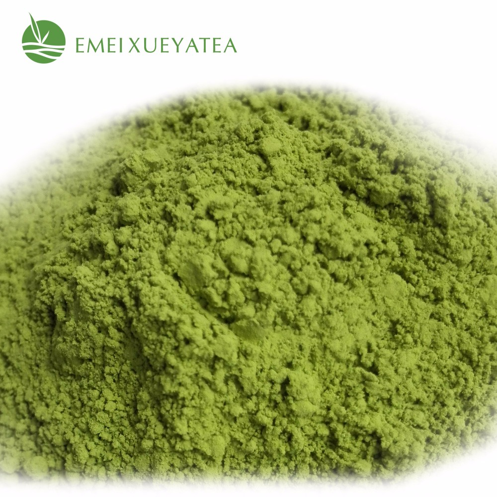 Food additive private label gyokuro matcha green tea