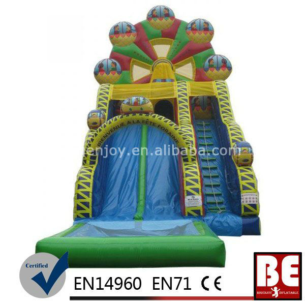 Fun Fair Residential Inflatable Water Slides