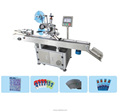 Full automatic car labeling machine hang tag hang ticket labeling machine
