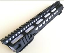 sand color 12 inch heavy duty python style free floating handguard for AR15