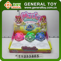 spinning top kids tops spinning top with light music