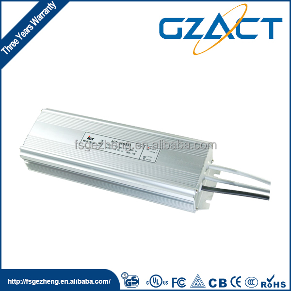 Waterproof product 1500ma constant current power led driver