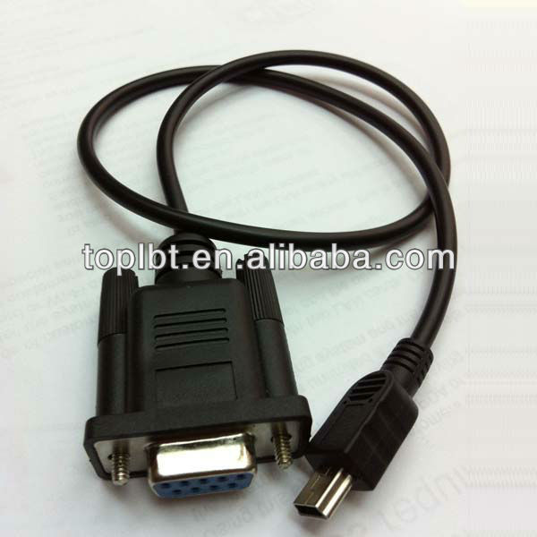 MINI USB to RS232 Cable
