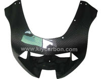 Carbon front fairing motorcycle part for Aprilia RSV Tuono