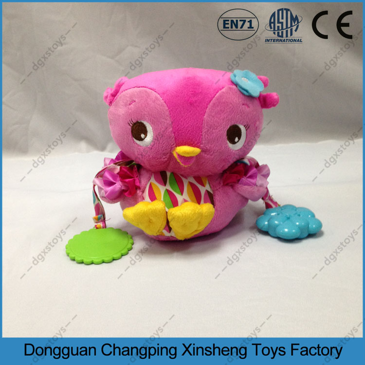Customized Kids Gift Musical baby plush toys OEM Factory