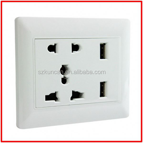 Hot sale wall outlet,electrical outlet 230v