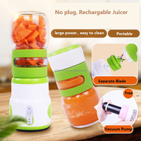2017 New Design Electric Juicer Baby