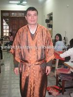 Silk robe for hotels and resorts from VINABT Co. Hanoi, Vietnam