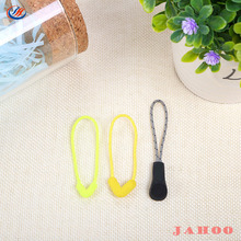 Personalized Silicone Rubber Key Locking Zipper Sliders