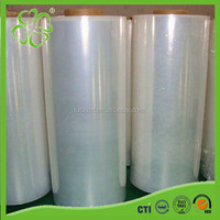 Made In China LLDPE Stretch Wrap Jumbo Roll 20mic Shrink Film