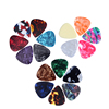 Cheerhas Celluloid Guitar Picks Thin To Extra Heavy Can Custom Any logo On picks