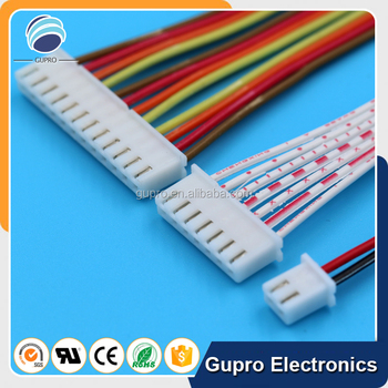 High quality XHP 2 JST terminal custom_350x350 high quality xhp 2 jst terminal custom wire harness buy wire Custom Wire Harness Sleeves at soozxer.org
