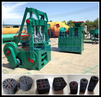 28 years professional factory coal briquette machine coal honeycomb machine