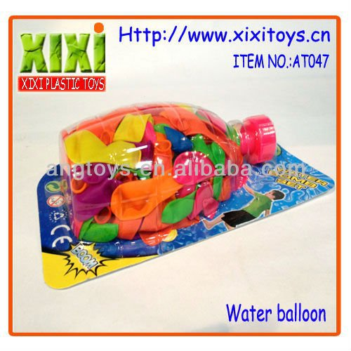 200Pcs colourful latex free water balloons