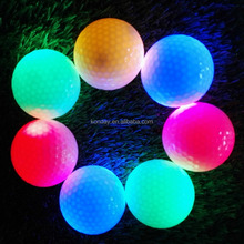 Caiton Night Tracker Golf Ball Flashing Light Glow Golf Balls LED Electronic Golfing Ball Direct Factory