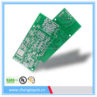 Factory made electronic circuit smart balance board