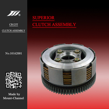 Motorcycle Spare Parts Clutch Assembly For Honda