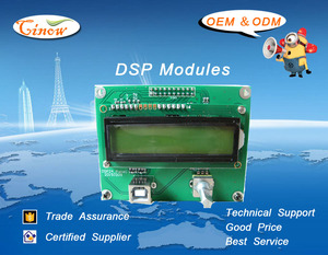 DSP Modules for Active Speakers and Digital Amplifiers, Amplifier Modules with DSP