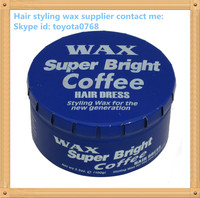 Professional supplier for hair shine wax tell you how to use hair wax