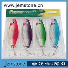 Hot selling fish lure blister clamshell packing