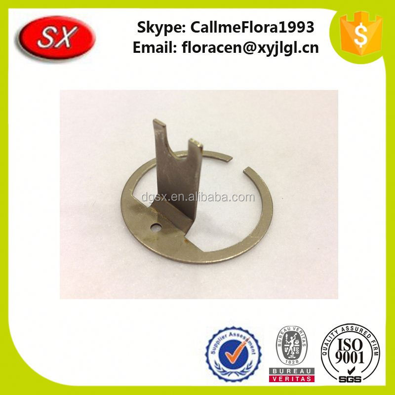 Spring Clip Fasteners of Various Metal can Galvanized with Nickel Plating