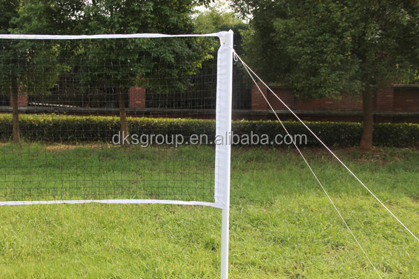 Badminton Net/Volleyball Tennis Net Set with Stand