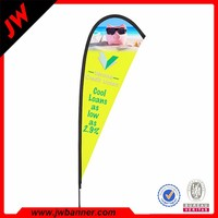 Custom Bow Style Flags/Teardrop Flags/Beach flag