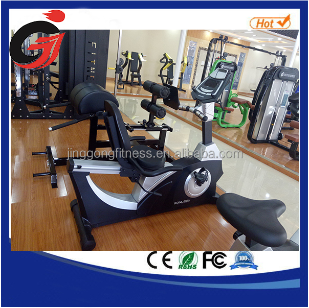 automatic pedal strap sport recumbent bike exercise bike for sales