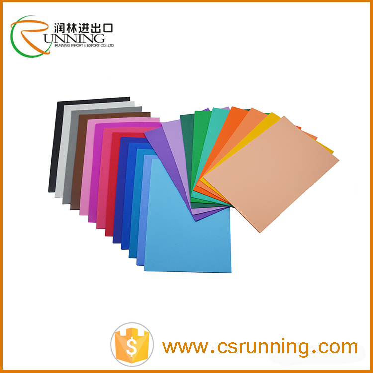 Hot sale cheap large eva foam sheets 10mm for students
