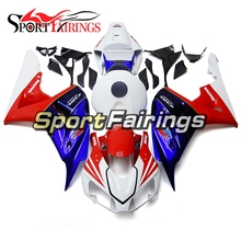 Red Blue White Fairings For Honda CBR1000 RR 06 07 CBR1000RR 2006 2007 ABS Plastic Complete Motorcycle Fairing Kit Body Kits