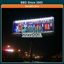 Great quality custom outdoor led walking billboard