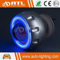 Low Defective Rate New Design Super Price Dual Beam Hid Bi Xenon Projector Lens Light For Motorcycle