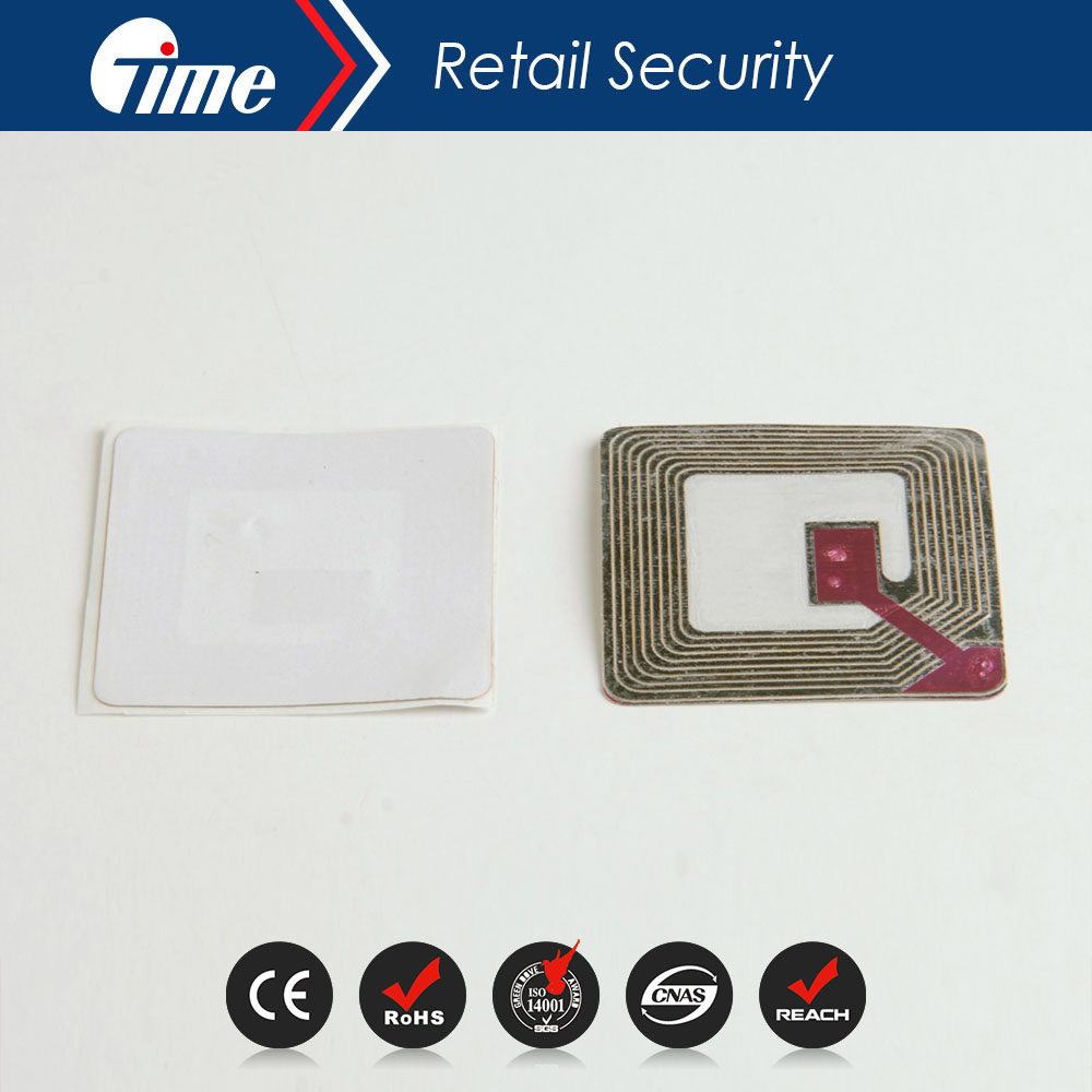 ONTIME RL4601 Cosmetic Store Strong Self-adhesive Alarming Eas Tag Security Magnetic Strip
