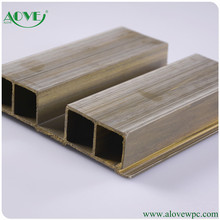 waterproof wood plastic composite wpc decking floorwpc decking board/fireproof wpc wall panel
