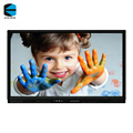 EKAA 55'' Interactive touch screen all-in-one smart board built-in Android and WIN 10 both system for education