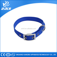 3 color can choose high quality blue pet dog collar