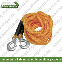 2015 new valley tow rope/tow strap/nylon tow rope