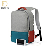 Fashion style men daypack 15/16 inch usb anti-theft computer business laptop backpack