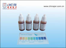 Water test kit lab test for drinking water PH value from 0~10