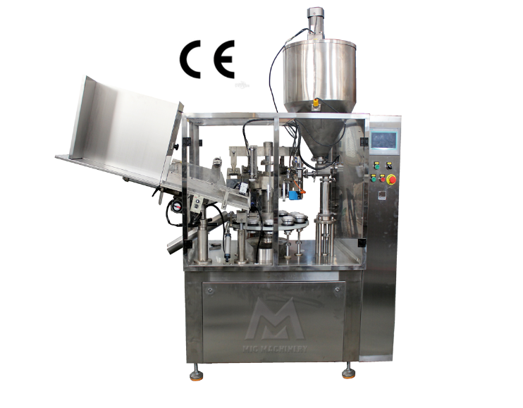 Professional Supplier Micmachinery MIC L-60 Automatic Aluminum Tube Filling & Sealing <strong>Machine</strong> With CE certificate