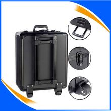 Aluminum stylish design and impactful professional custom fashional trolley luggage case with competitive price