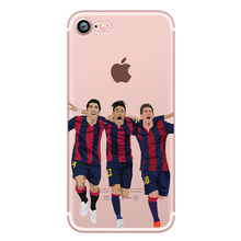 Fashionable Customer Customized Christmas Hot Sale Mobile Phone Case All Models Accept Famous Football Soccer Stars